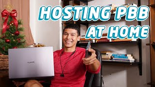 MY WORK FROM HOME ROUTINE | Enchong Dee