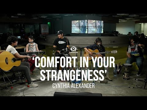 'Comfort in Your Strangeness' – Cynthia Alexander