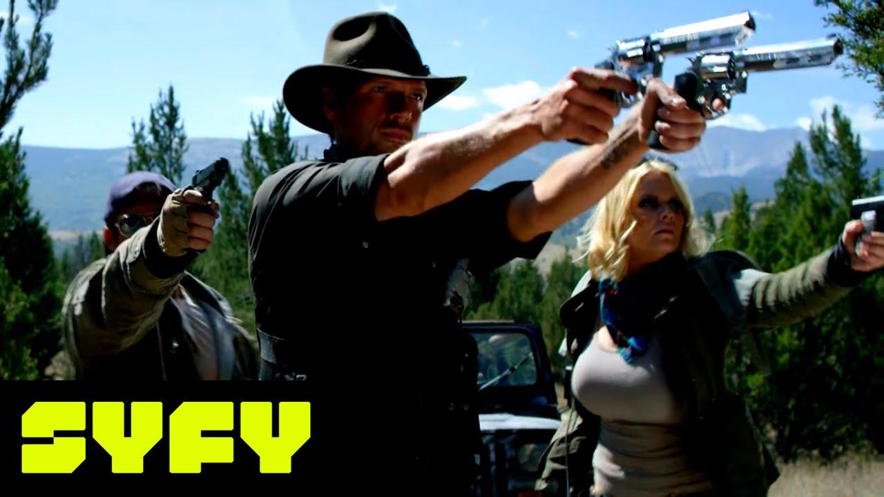 Download DEAD 7   Trailer - Original Movie   SYFY