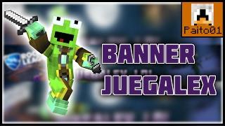 Banner para JuegAlex LoL | SpeedArt #1 | Paito01 | [Español]