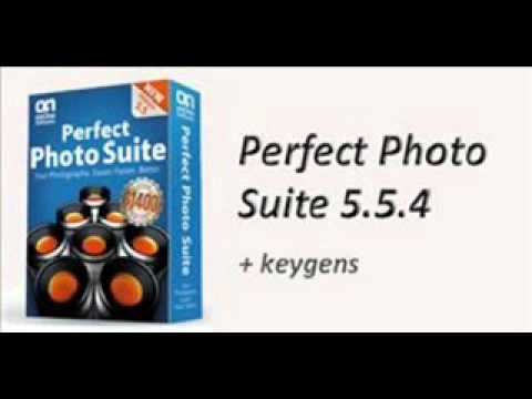 perfect photo suite 9.5 español
