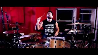 """The Chainsmokers- """"Don't Let Me Down"""" (Drum Cover)"""