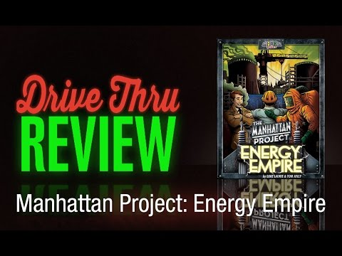 Manhattan Project: Energy Empire Review