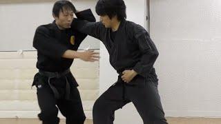 戸隠流忍法 其の二 Togakure-ryu Ninpo Basic 忍術 Ninjustu Ninja thumbnail