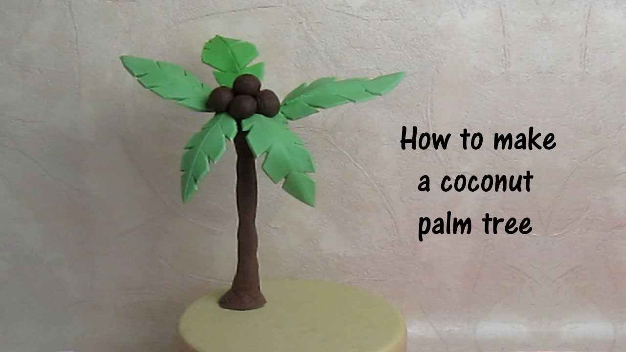 How to make a tree of plasticine with your own hands 77