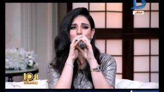 العاشرة مساء الحوار الكامل لنجمة ستار أكاديمى مروة نصر مع وائل الإبراشى الجزء الأول