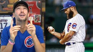Chicago Cubs RELEASE Jake Arrieta - Cubs Fan Reacts