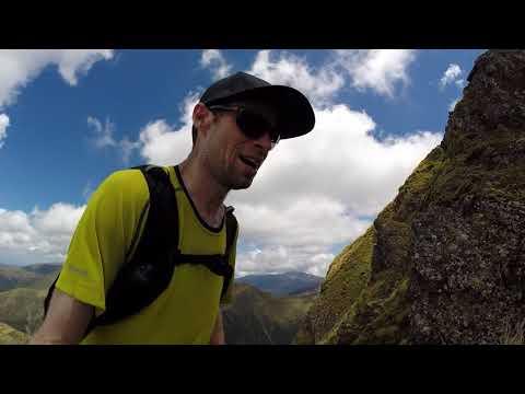 Northern Crossing of Tararua Ranges - New Zealand