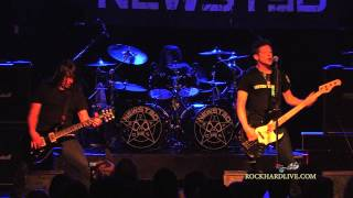 Video Newsted ~ Full set ~ 4/27/13 on ROCK HARD LIVE download MP3, 3GP, MP4, WEBM, AVI, FLV Maret 2018