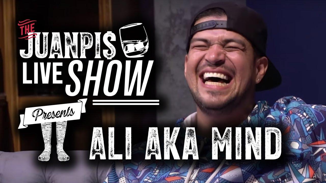 The Juanpis Live Show - Ali Aka Mind