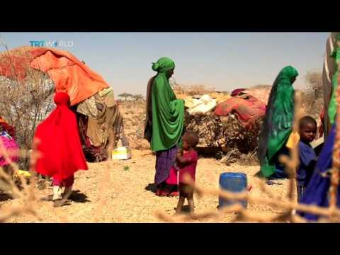 Somalia Famine: Thousands of children face threat of starvation