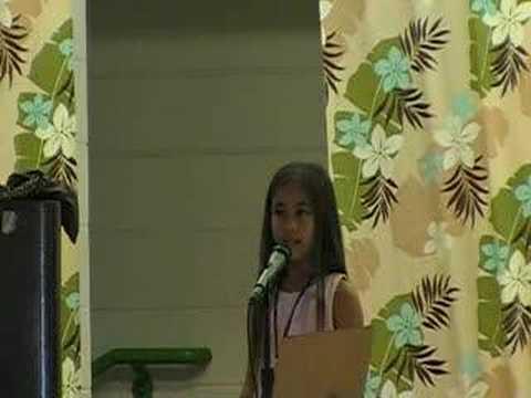 Student Council Speech Sample