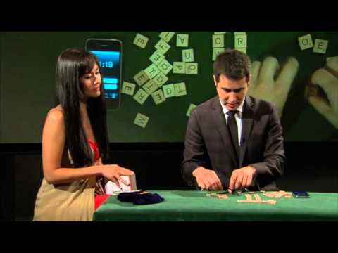 David Kwong - Scrabble Trick - YouTube