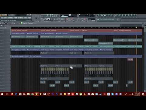 [Fl Studio] - Illumination (Gin$eng, Longlost, Etc...)