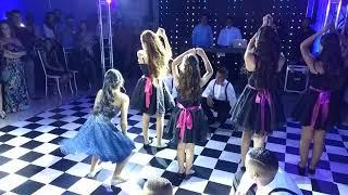 15 anos Debutante Giovanna e coreógrafo Rogério Policarpo
