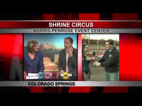 The Circus comes alive on FOX21 Mornings - 6AM Hour