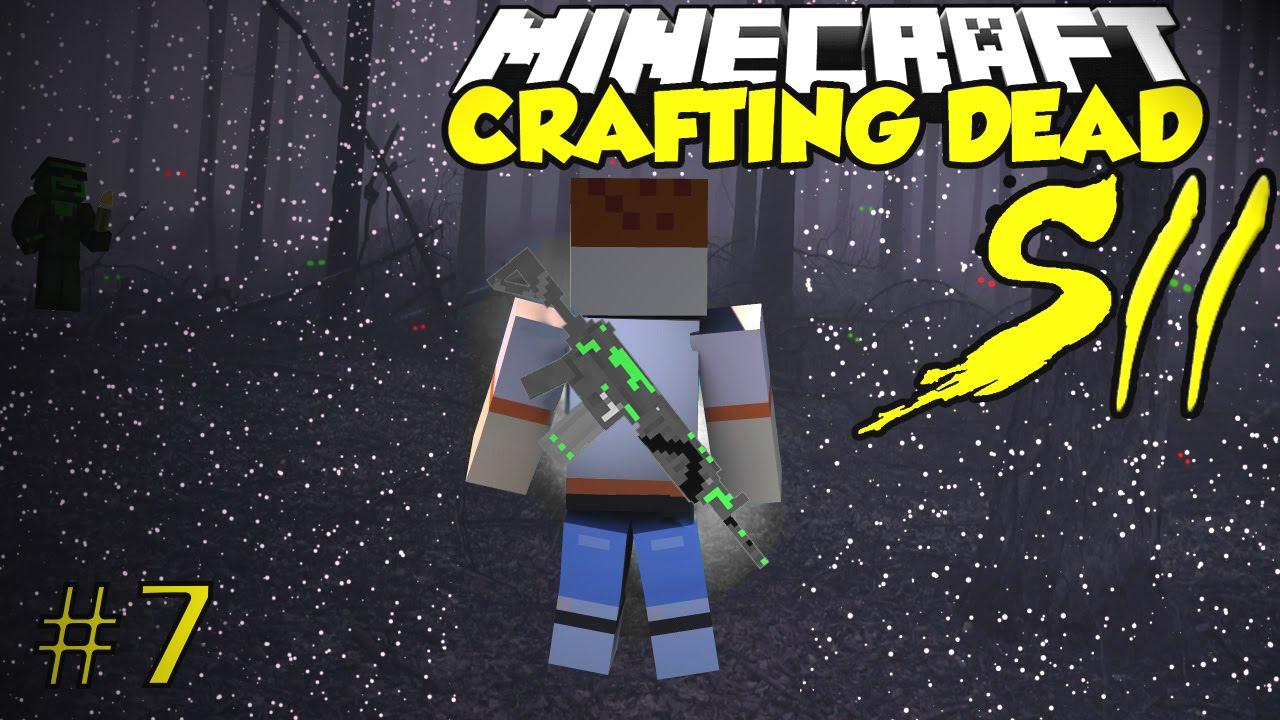 Minecraft Crafting Dead