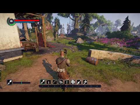 1-Handed Animation Variety and Understanding the Melee Combat