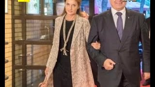 Де одягається дружина Президента
