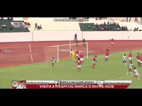 Benfica de Bissau 3-4 SL Benfica 'B'