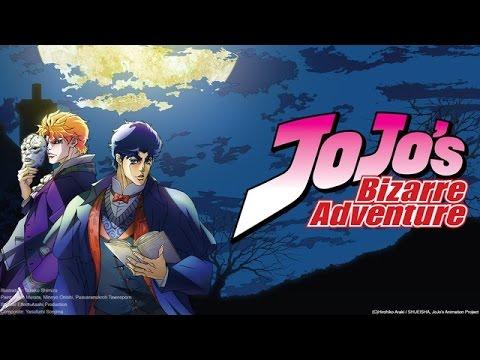 why you should watch jojo s bizarre adventure review youtube