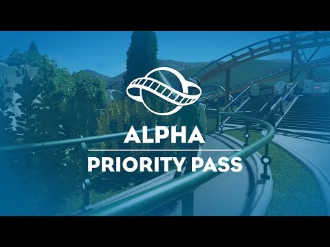 how to set up priority pass queue in planet coaster