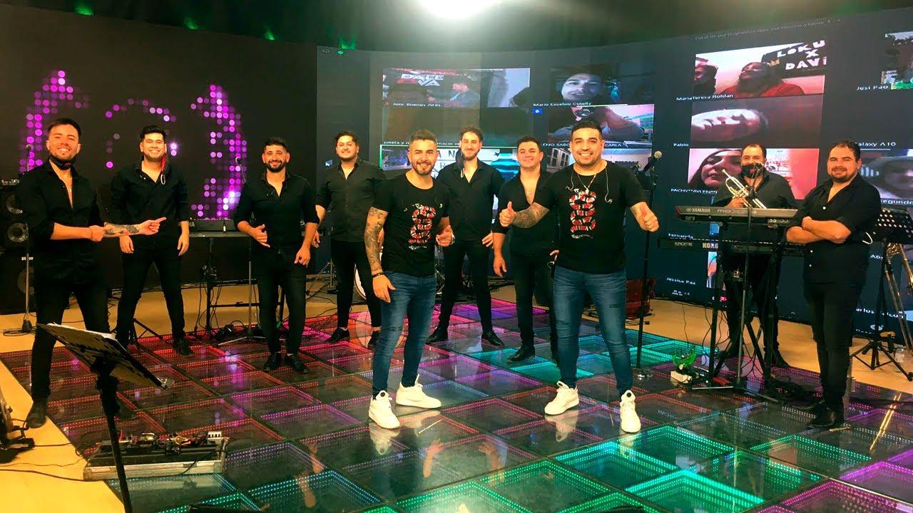 Dale Q' Va - El Baile en tu Casa (en vivo)