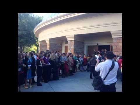 Ordain Women - 2013 Semi-Annual Priesthood Session of LDS Church