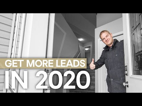 Real Estate Marketing Strategies For Increased Lead Generation 2020 (10X YOUR LEADS)