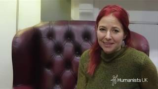 Professor Alice Roberts on Humanists UK