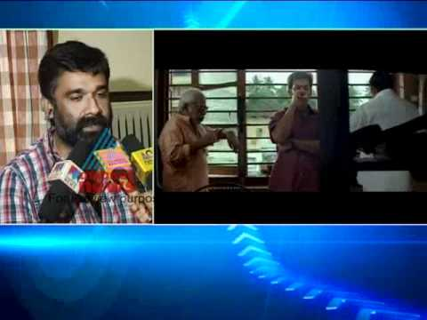 Director Renjith's reaction after winning National Award for the best Malayalam movie