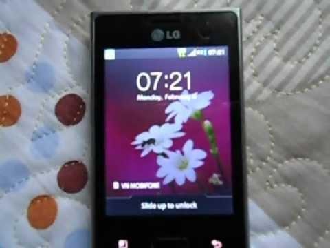 LG L3 e400 chạy rom 10K tmobi ngon phết