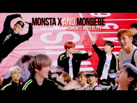 Monsta X And Monbebe Moments 2019 Pt1