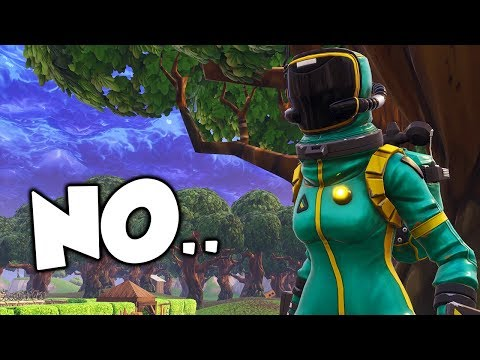 WIN A GAME OF FORTNITE WITHOUT MOVING CHALLENGE!!