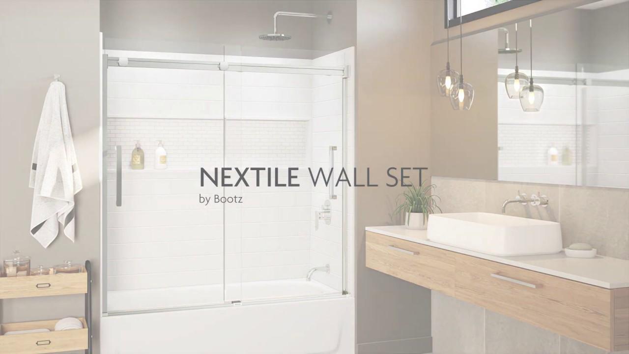 Bootz Nextile Wall Set Youtube