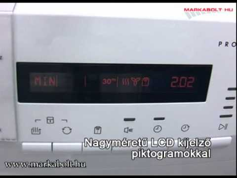 how to clean the filter for aeg lavamart error20