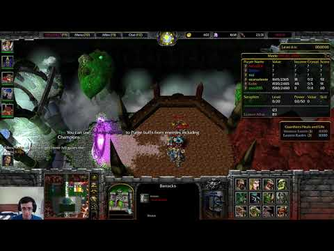 Warcraft 3 Classic: HellHalt TD Competitive #25 - I Wanted to Try Something New! :( from YouTube · Duration:  2 hours 55 seconds