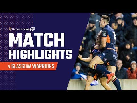 Highlights | Glasgow Warriors