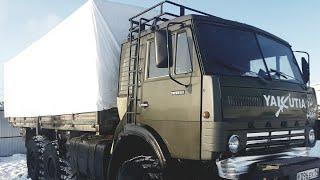 Зимник 2017. Рейс III. Якутск - Алеко-Кюель. Последняя часть