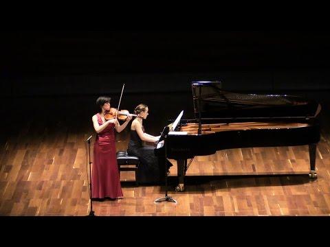 Brahms Scherzo (F.A.E.) - Isabel Villanueva