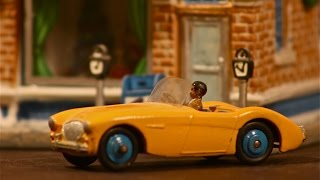How to Restore Old Dinky Toys