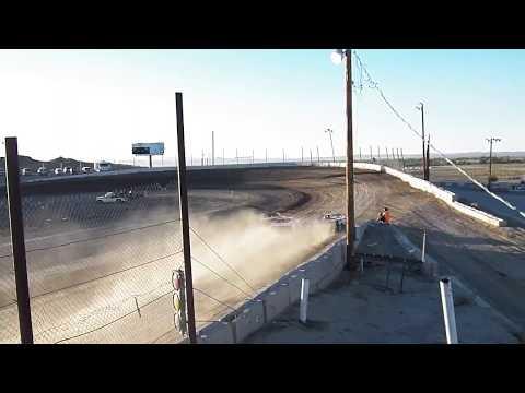 Rattlesnake Raceway 9/8/18 Mod Mini Heat 2
