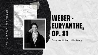 Weber - Euryanthe, Op. 81