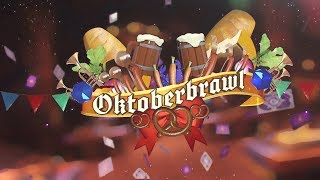 Hearthstone: Get Ready to Rumble in OKTOBERBRAWL