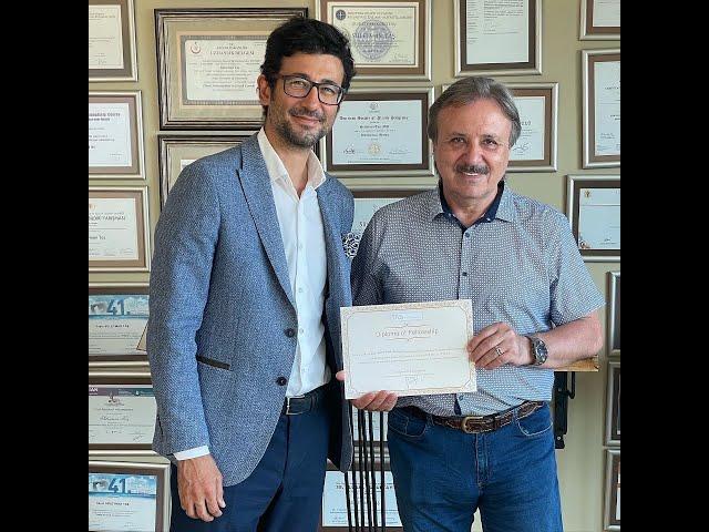 Closed atraumatic rhinoplasty fellowship program by dr tas with dr. Kazbek kudzaev