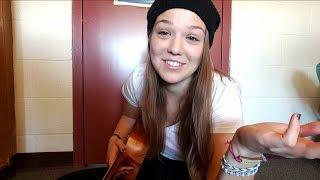 """Hey Girl [""""New Girl"""" theme song] - Zooey Deschanel (ukulele cover)"""