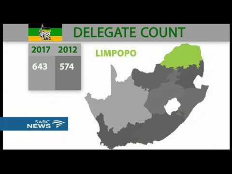 Mpumalanga is ANC's 2nd biggest province