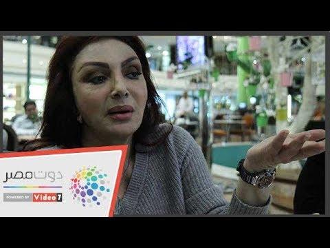 رسالة بصوت نبيلة عبيد للفنانة شريهان في عيد ميلادها  - 18:54-2018 / 12 / 6