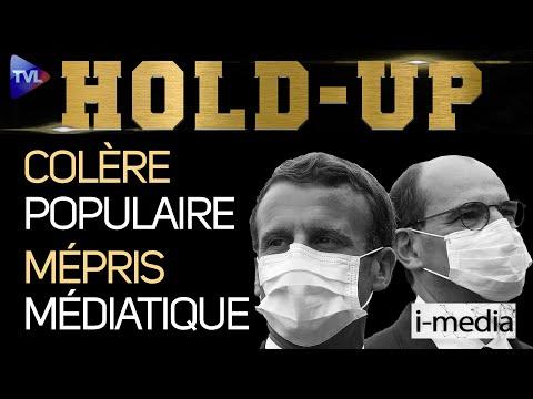 I-Média n°323 – Hold-Up : colère, approximations et mépris médiatique