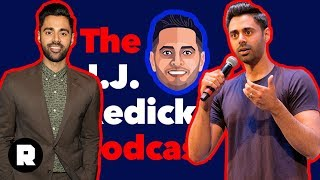 Hasan Minhaj on Comedy, His New Show, and the WH Correspondents' Dinner | The JJ Redick Podcast